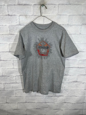 Grey Adidas Graphic T-Shirt
