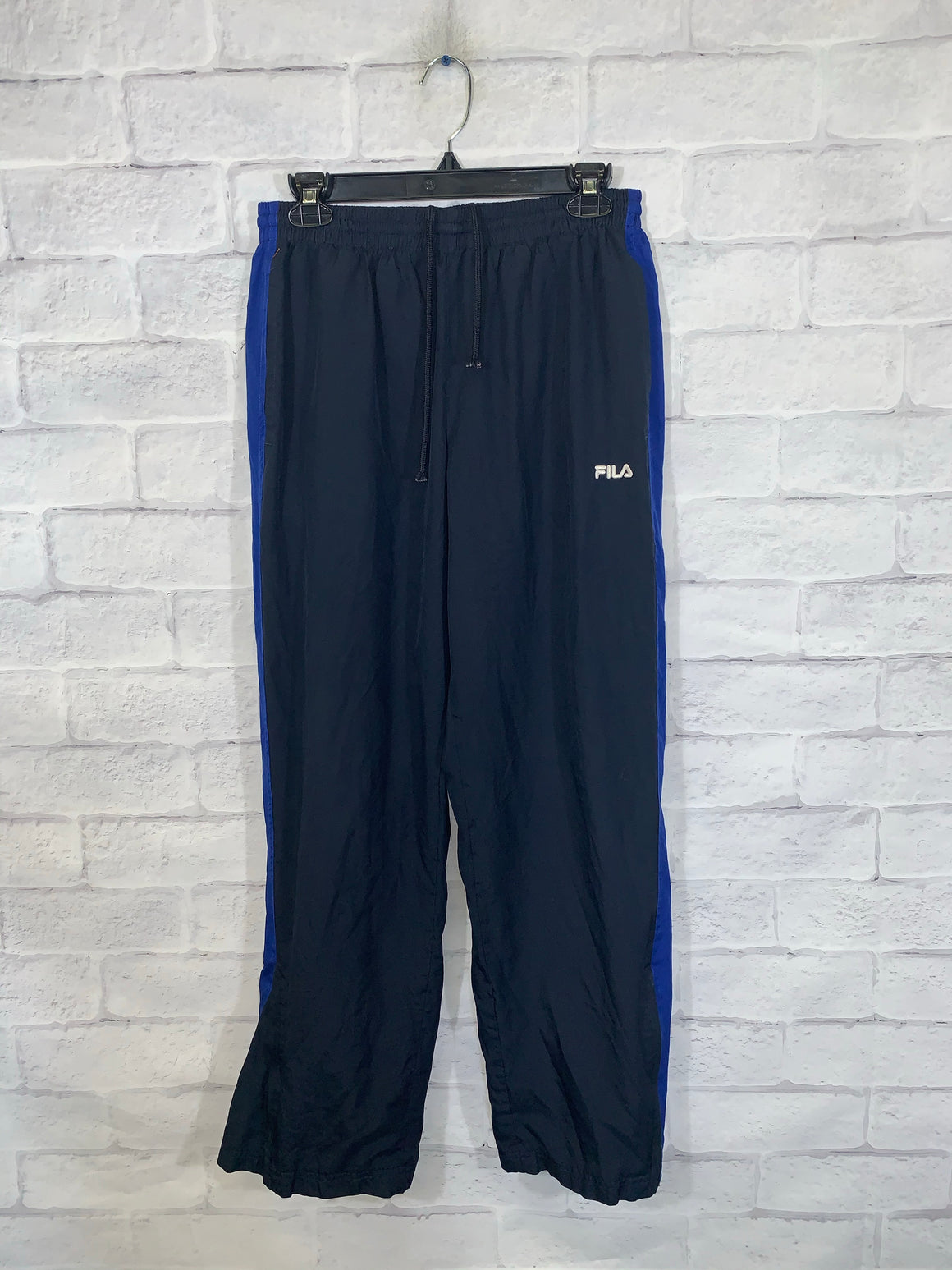 Vintage Blue Fila Sweatpants