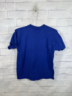 Blue Walt Disney Graphic T-Shirt