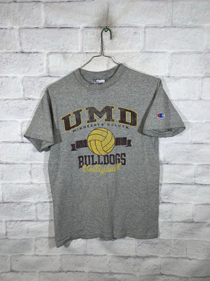 Grey University of Minnesota Duluth Graphic T-Shirt