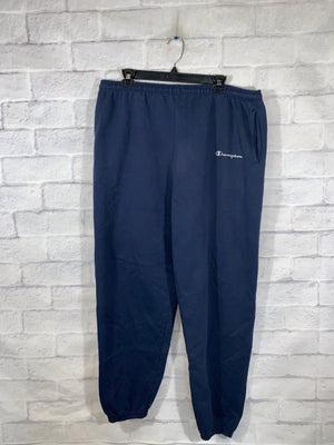 Champion Track pants SZ mens Large
