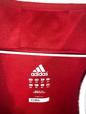 Red Adidas T-Shirt