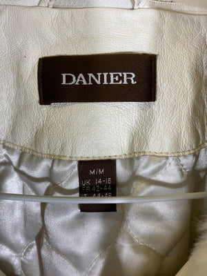 Danier Leather jacket SZ womens medium