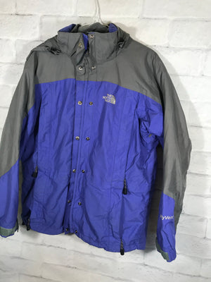 Vintage North Face Hyvent Full Zip Jacket