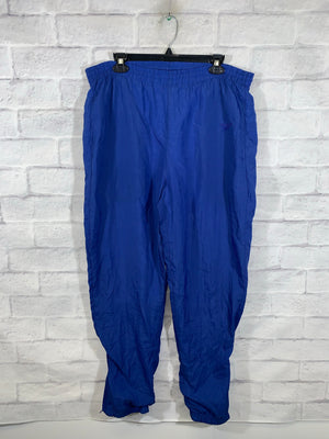 Blue Reebok Sweatpants