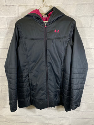 Under Armour lite puffer jacket SZ womens Large