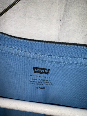 Blue Levi's Graphic T-Shirt