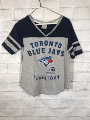 Toronto Blue jays tshirt SZ womens small