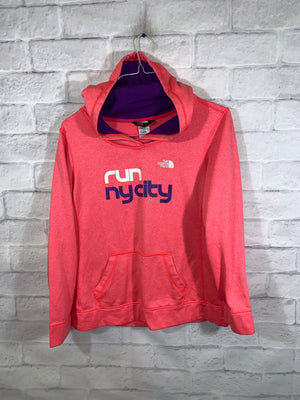 The North Face run ny city sweater SZ womens XS