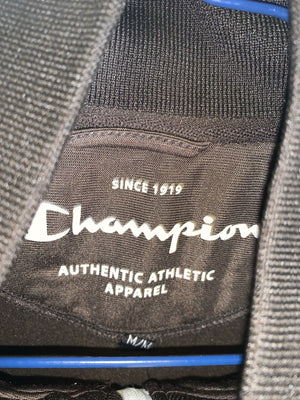 Brown Champion Full Zip Light Jacket