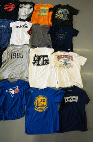 T-Shirt Assorted Bundle 2- 20 Pieces