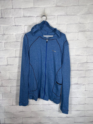 Reebok Sweater jacket SZ mens Large