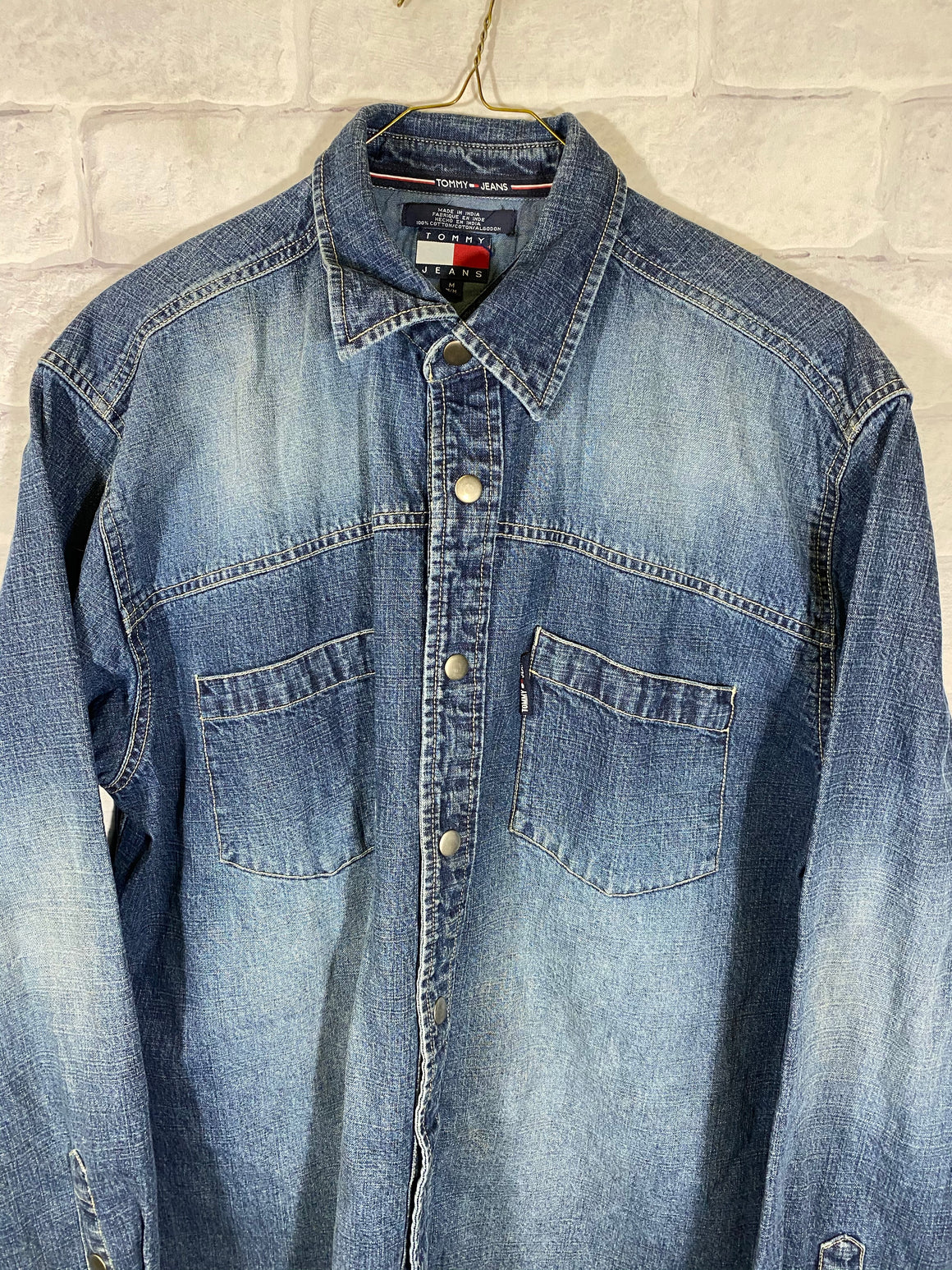 Tommy Hilfiger 90's denim jacket