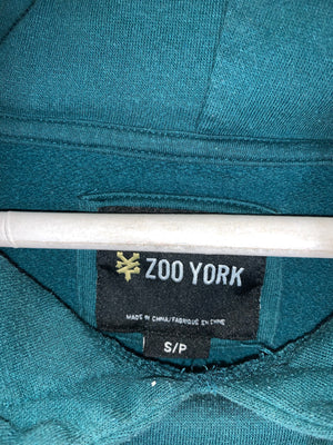 Teal Zoo York Longsleeve Sweater