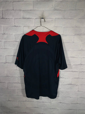 Blue/Red Nike Sports Jersey