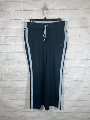 Blue Nike Sweatpants