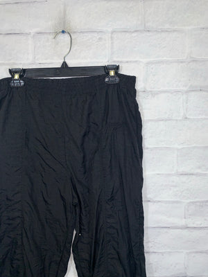 Vintage Black Reebok Sweatpants