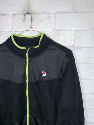 Fila fullzip denali sports jacket SZ womens medium