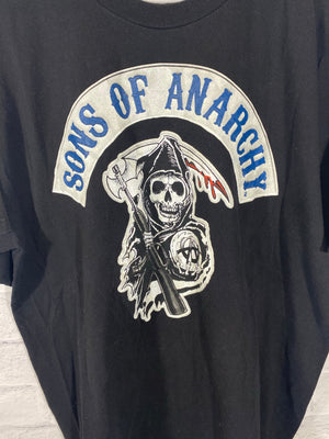 Sons of Anarchy tshirt SZ mens XL