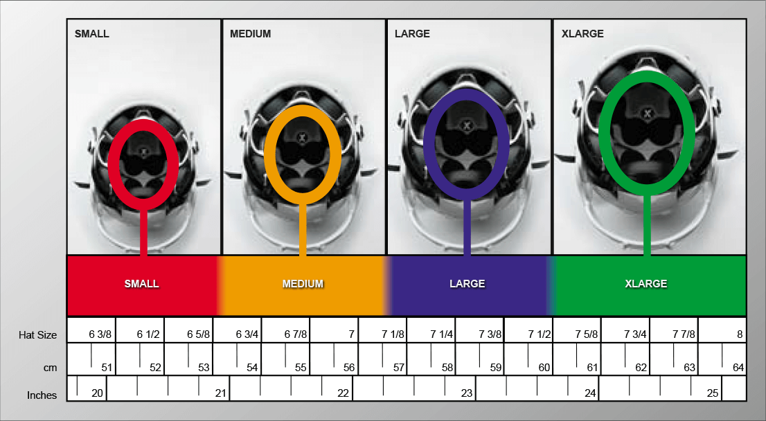 Fitting Guide | X2 Helmet | Xenith