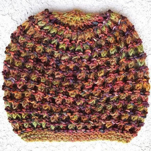 MERRELL HAT AND SCARF KNITTING TUTORIAL