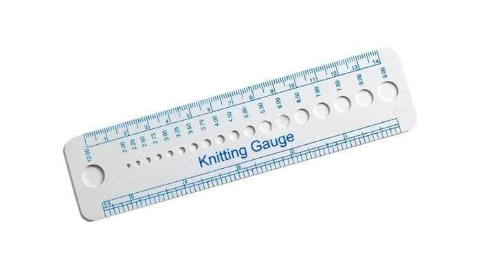 HOW KNITTING REBELS CHOOSE THEIR GAUGE