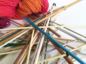HOW TO CHOOSE KNITTING NEEDLES THAT ARE RIGHT FOR YOU