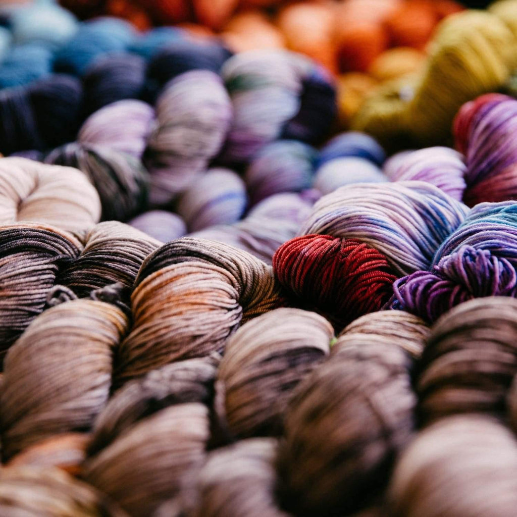 Tips to organize your yarn stash