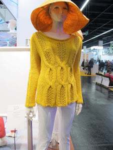 h+h knitting trade show – some cool pics!