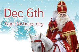 SAINT NICHOLAS DAY – A WALK THROUGH EUROPEAN CHRISTMAS TRADITIONS ON DECEMBER 6TH