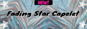 Fading Star Capelet Knitting Kit | Skeino