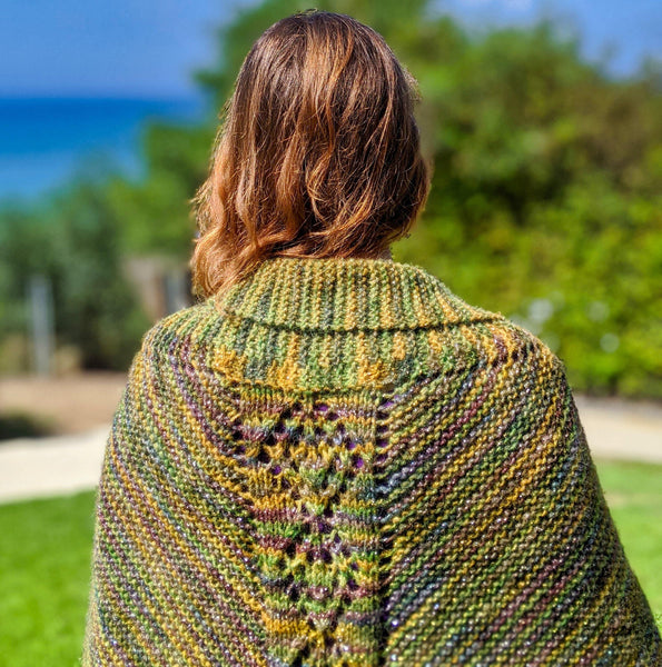 Autumn Nights Shawl