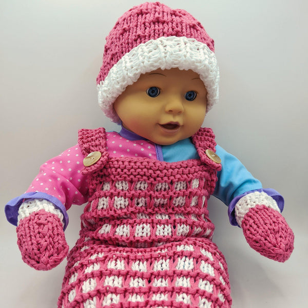 Baby Knit Set Sample