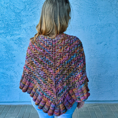 Apple Blossom Shawl