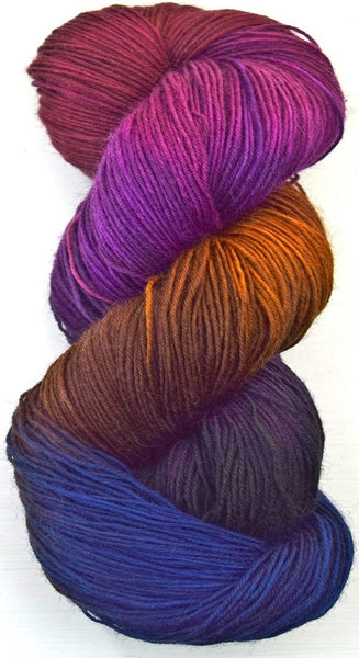 Merino-Nylon Sock Yarn