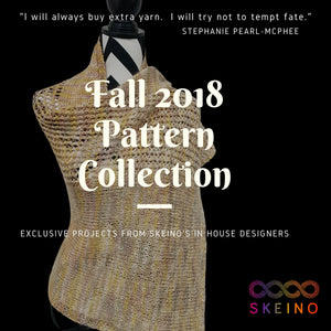 Fall Collection 2018 Pattern eBook