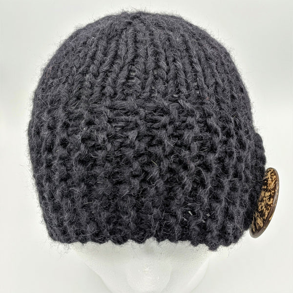Jo Ella Button Hat Sample