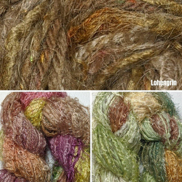 Charmingly Mismatched - Skeino Yarn