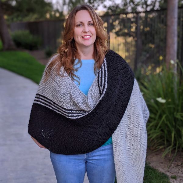 New Moon Shawl