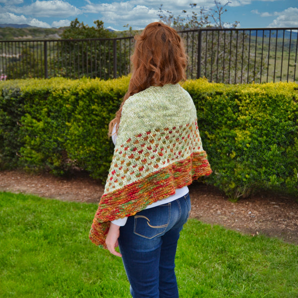 Pebble Shawl