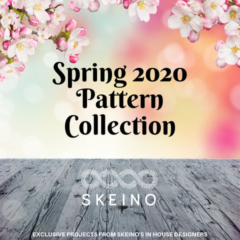 Spring Collection 2020 Pattern eBook