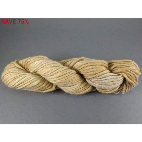 Baby Alpaca - Bulky Weight - 60 yards Sand - YARN