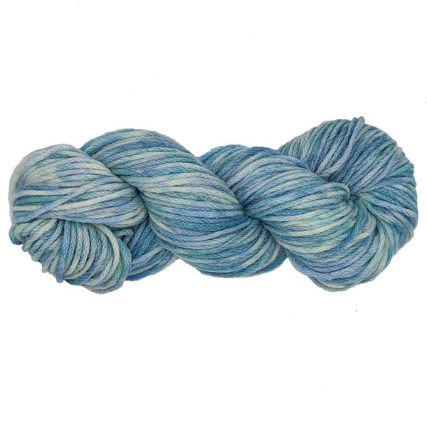 Begin to Knit - 2 skeins - Foaming Sea Pastel - Knitting Kit