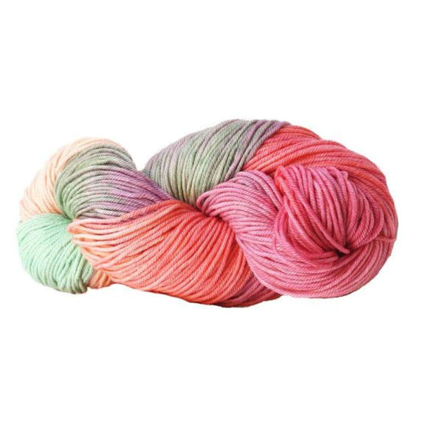 Begin to Knit - 2 skeins - Otello Pastel - Knitting Kit