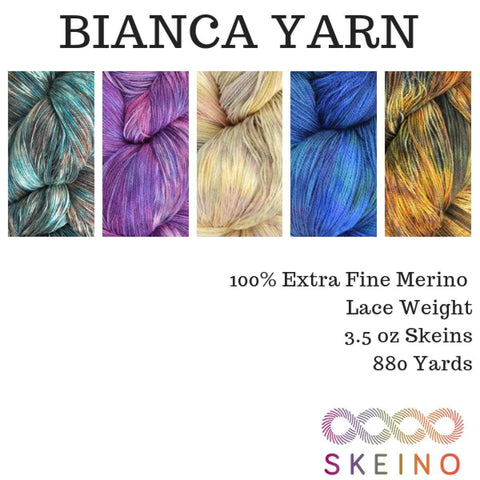 BIANCA - Lace Weight - YARN