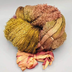 Bohemian Wrapsody - Autumn - Knitting Kit