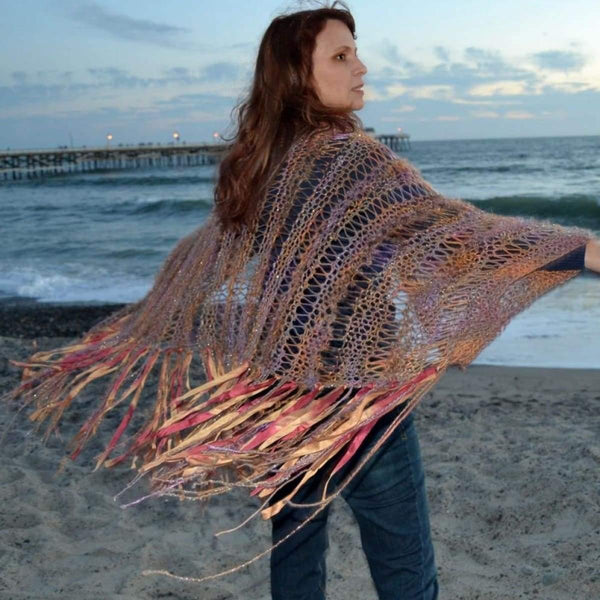 Bohemian Wrapsody - Knitting Kit
