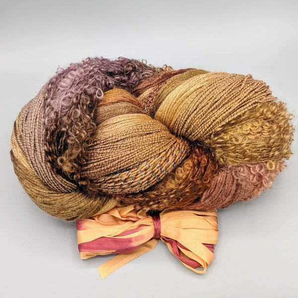 Bohemian Wrapsody - Columbine - Knitting Kit