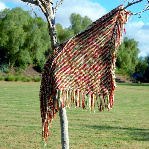 BoHo Shawl - Knitting Kit