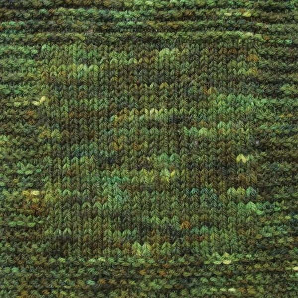 Brioche Hat - Two Ways - Shamrock - Knitting Kit